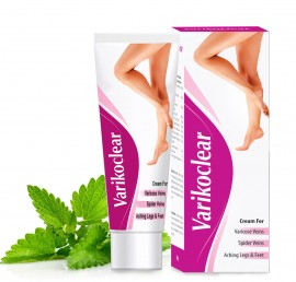 Indian Ayurvedic Varikoclear cream 50gm Cure Varicose Veins. Guaranteed Results images
