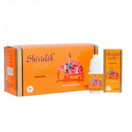 Shivalik Gold Oil(15ml dropper bottleX10=150ml) - images