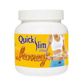 Quick Slim Honey 200 Gram Body fitness, Control  Weight, Make healthy life images