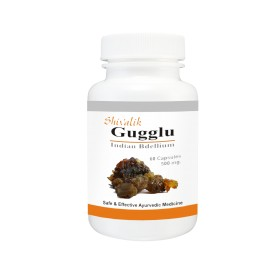 Gugglu Capsules, Extract, Commiphora mukul, Obesity, Female Reproductive System, Female Body, Womens Health, Weight loss images