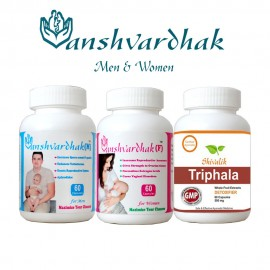Vanshvardhak-Men & Women-Conception Support images