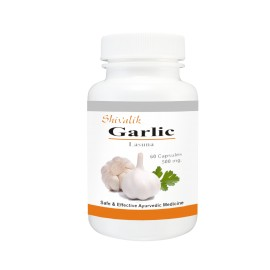 Garlic Capsules, Extract, Allium sativum, Digestion, Skin, Hair, Respiratory System images