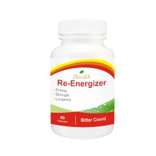 Re-Energizer (120 Capsules)- Nutritional Supplements, Nutritions, Vitamins, Protein Diet, Herbal Supplements, Dietary Supplements, Multivitamin, All in the Family, Stamina, Natural Energy boosters