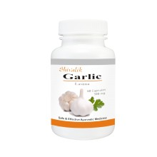 Garlic Capsules, Extract, Allium sativum, Digestion, Skin, Hair, Respiratory System