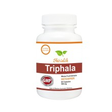 Triphala Capsules , Ayurvedic Herbs, Constipation, Circulation, Cholestrol, Blood Pressure, Liver, Weight loss