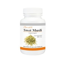 Swet Musli Capsules, Extract, Asparagus adscendens, Womens health, Female Body, Impotence, Vitality, Immunity, Female Reproductive System