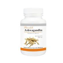 Ashwagandha Capsules, Extract, Withania somnifera, Rejuvenation, Stress, Fatigue, Depression, Immunity, Digestion