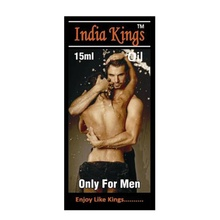 India Kings Oil (15Ml droppers bottle *10 = 150 Ml)
