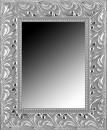 Specchiera Barocco argento