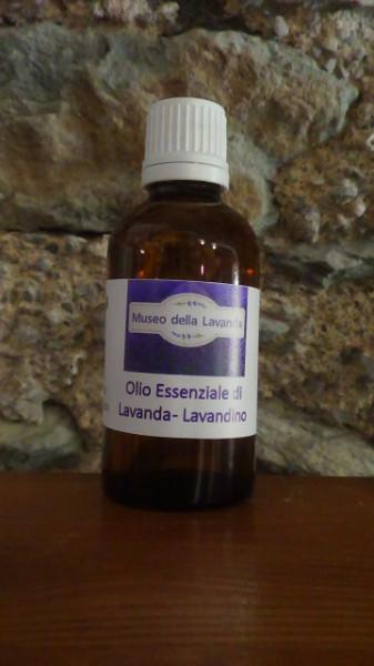 olio essenziale lavanda 50 ml