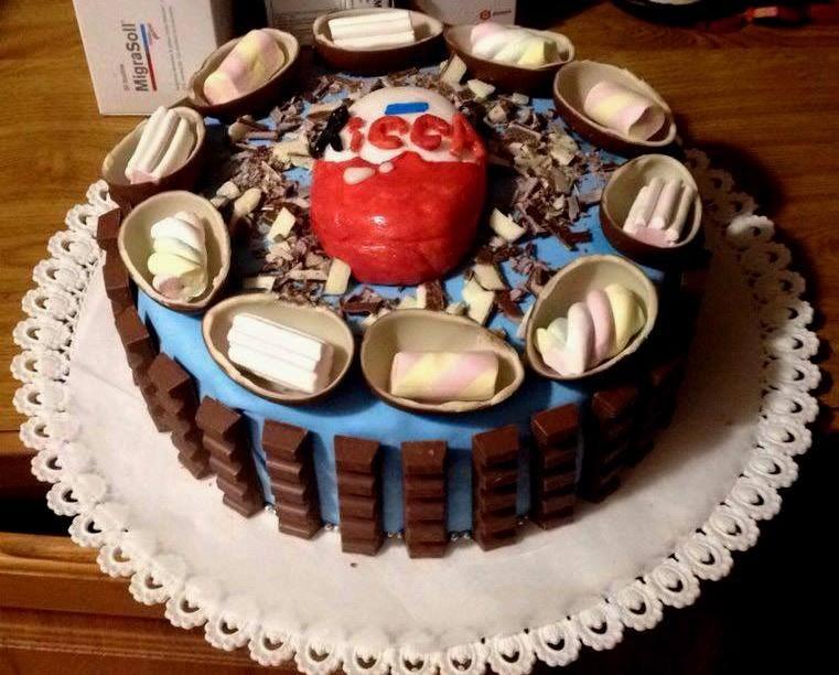 Cake Design Lavoro Roma : Testimonios