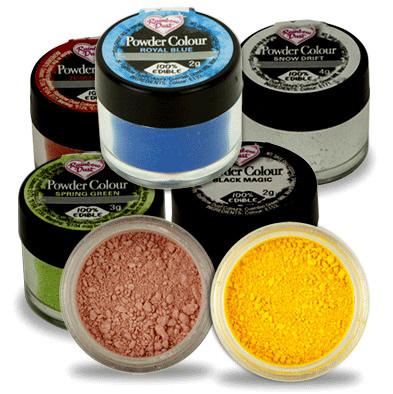 Coloranti Pastello Powder Color Rainbow Dust