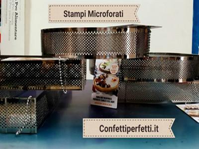 Fasce inox Microforate