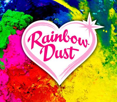 Coloranti Metallizzati in Gel Rainbow Dust