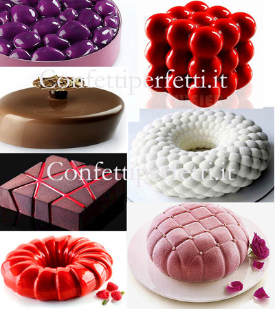 Tortiere Fashion in silicone