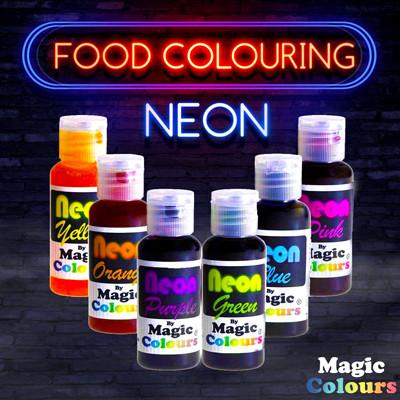 Neon Fluo Magic Colours