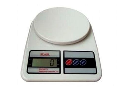 Bilancia elettronica lcd da cucina pesa da 1 grammo a 7 kg - Bilancia elettronica da cucina ...