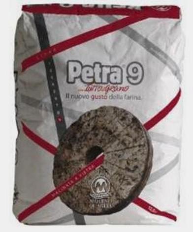 Offerta 25 kg petra 9 pi di una farina integrale che for Prezzo del ferro vecchio al kg