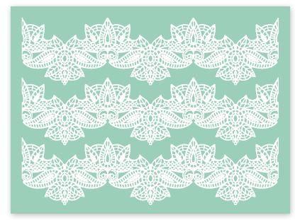 Tappetino in silicone per decoro linea magic decor tmd06 pavoni - Home design decoro shopping ...