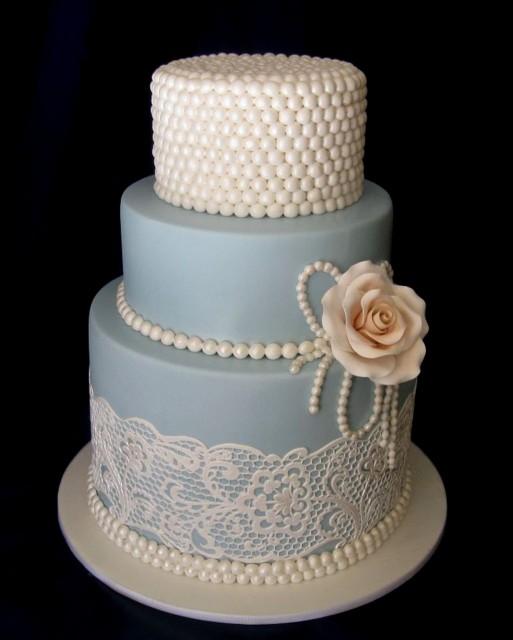 Bobina di perle 8 mm non edibili per decorazioni torte - Decorazioni natalizie per torte ...