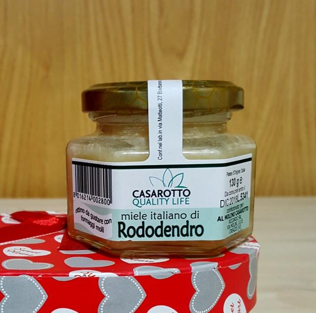 Miele italiano di rododendro - Rododendro prezzo ...