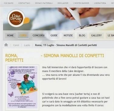 Corso di modelling e wafer paper a roma - Corso di design roma ...