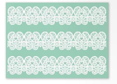 Tappetino in silicone per decoro linea magic decor tmd05 pavoni - Home design decoro shopping ...