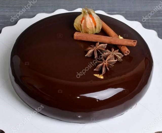 Glassa a specchio al cioccolato laped 3 kg - Glasse a specchio alla frutta ...