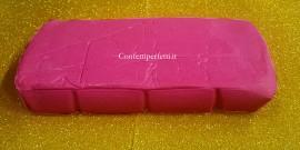 Fuxia. Pasta di zucchero Confetti Perfetti. Gluten Free  in offerta