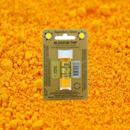 Giallo Uovo.Colorante concentrato in polvere. Sugarflair