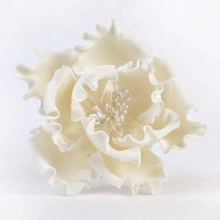 Gum Paste Bianca per decorazioni Fiori