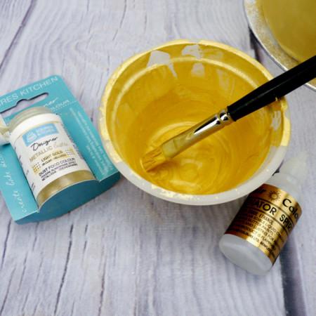 Oro Metallizzato Colorante polvere