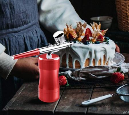 Aerografo per le tue torte decorate