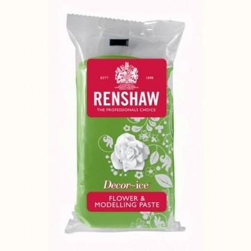 Verde Erba Chiaro. Gum Paste per Modellare. Renshaw. Certificata Kosher. immagini