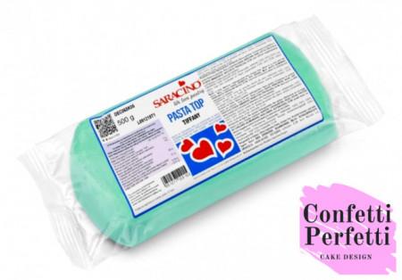 500 gr. Tiffany. Pasta di zucchero Top Saracino. Gluten Free