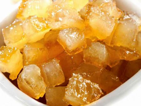 Limone Bio a Cubetti Candito. Morandin qualità superiore