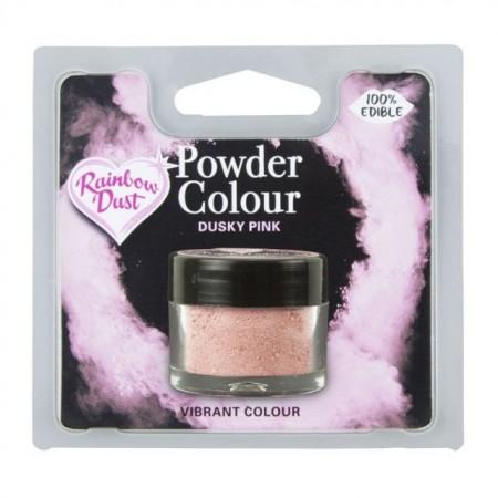 Rosa Scuro. Colorante in polvere concentrato. Rainbow Dust di alta qualità