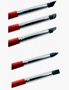pennelli silicone per decorare