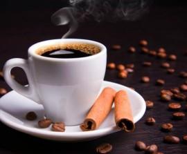 Caffè aromatizzato Cannella. Disponibile in Grani e Macinato.