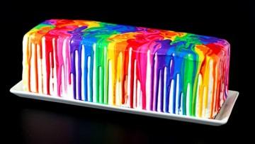 Coloranti Liquidi concentrati. Per Panna Creme Dolci Burro e Pasta di Zucchero. Senza Glutine. immagini
