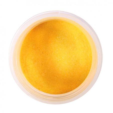 colorante in polvere perlescente splash color giallo