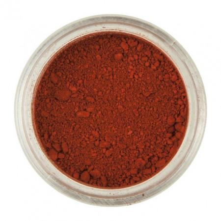Rosso Ruggine. Colorante in polvere concentrato. Rainbow Dust di alta qualità