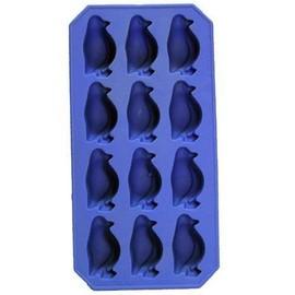 Stampo silicone di simpatici Pinguini.