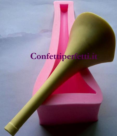 Tacco a Spillo. Stampo in silicone per Scarpa