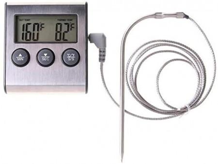 Termometro Magnetico digitale con Sonda in offerta