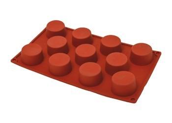 Muffin Stampo Antiaderente in silicone