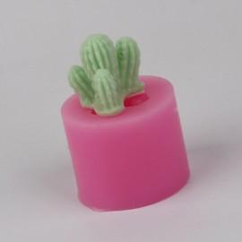 Cactus stampo in silicone