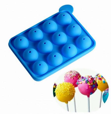 Cake Pops. Stampo in silicone di ottima qualità