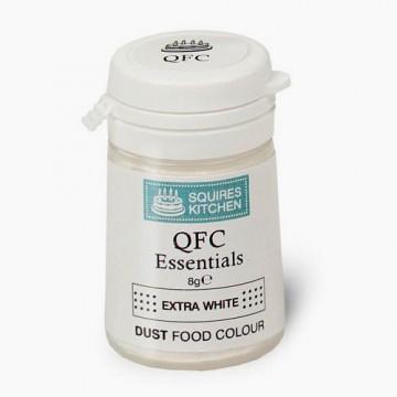 Extra BIANCO. Colorante Lipo in polvere concentrato. Squires Kitchen