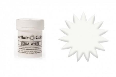 Colorante Bianco in gel Sugarflair